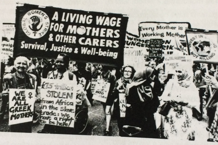 Mums! Learning and sharing stories, struggles and solidarity